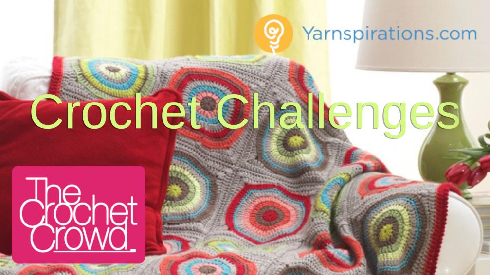 Summer Stitch-cation 2015 Challenge – Crochet Challenges