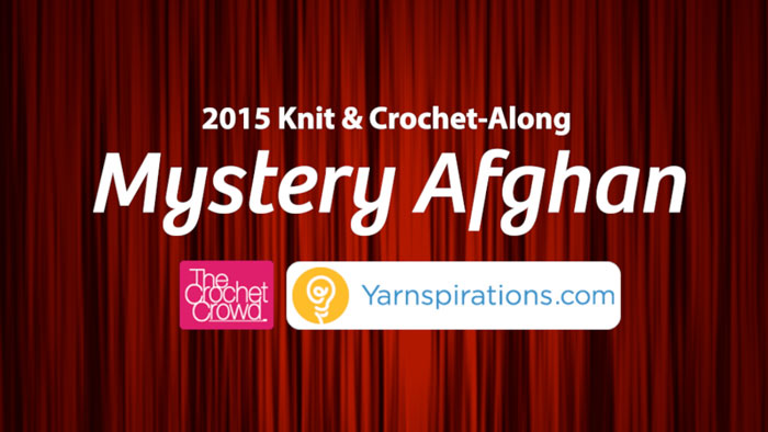 Mystery Afghan Crochet Along Challenge