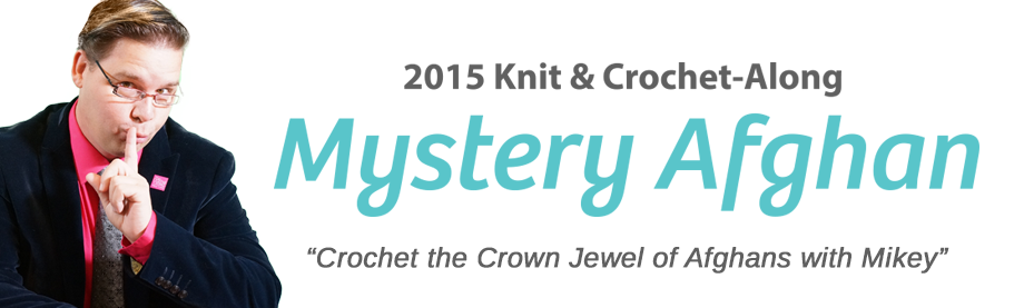 2015 Knit & Crochet-Along: Mystery Afghan