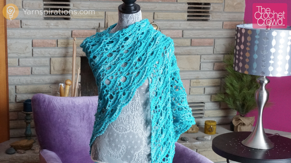 Yes, Yes Shawl Challenge