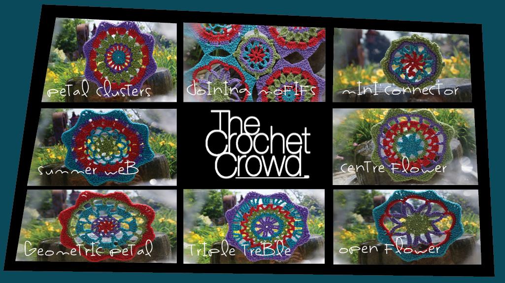 Summer Stitch Cation 2015 Challenge Crochet Challenges
