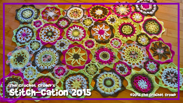 Summer Stitch-cation 2015 Challenge